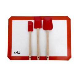 MIU Silicone Spatula/ Silicone Baking Liner Combo