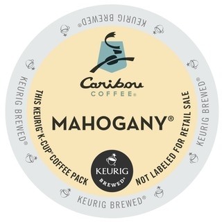 Caribou Coffee Mahogany K-Cups for Keurig Brewers