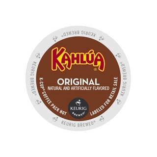 Timothy's World Coffee Kahlua K-Cups