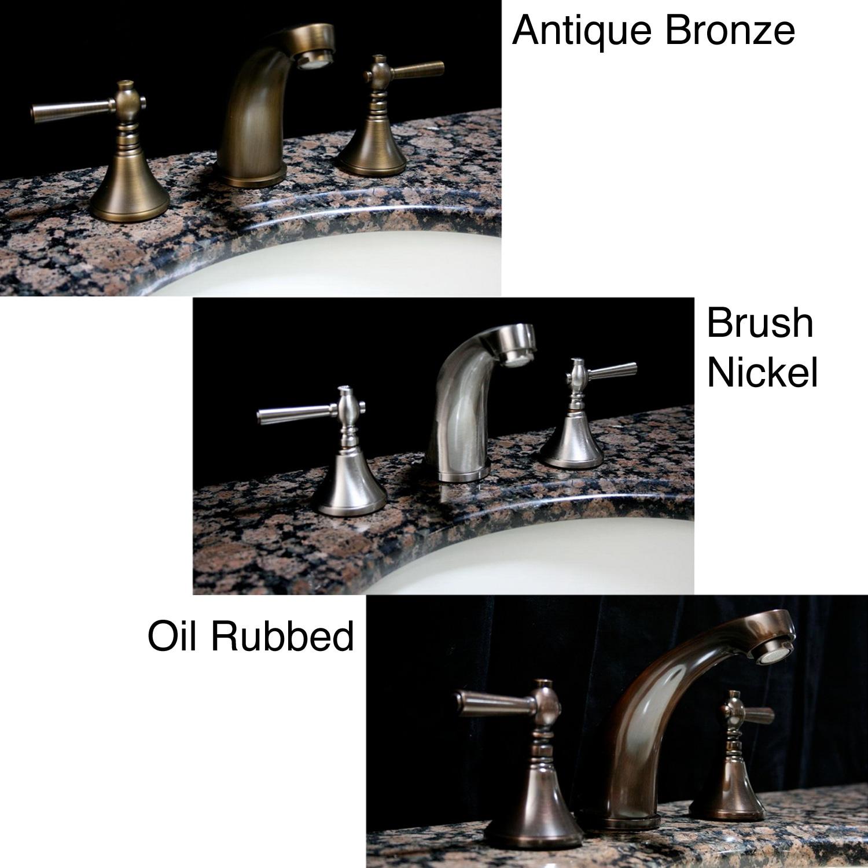 Widespread Faucet (8-inch)