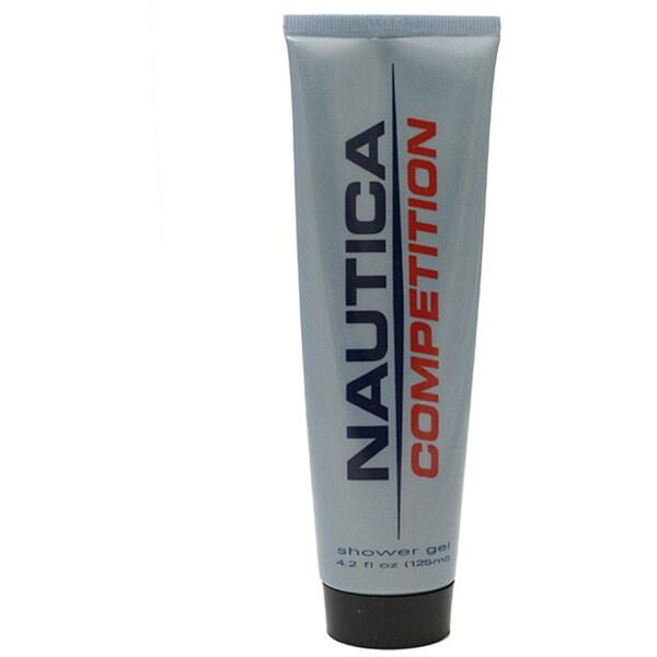 Nautica 'Competition' Men's 4.2-ounce Shower Gel