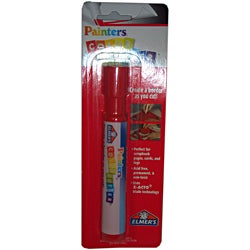 Elmer's Painters ColorCutter, Red Marker (Pack of 6)