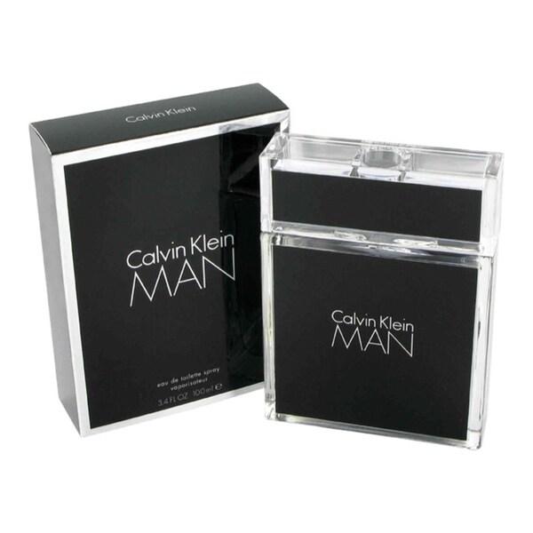 Calvin Klein 'Ck Man' Men's 3.4-ounce Eau de Toilette Spray