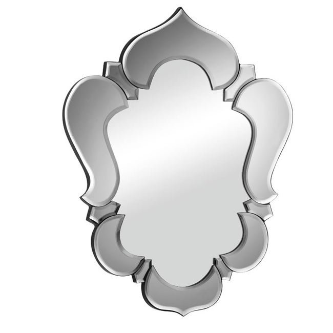 Shop Gray Vishnu Mirror On Sale Free Shipping Today