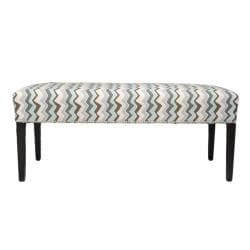 Sole Designs Denton ZigZag Bench - Thumbnail 1