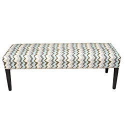 Sole Designs Denton ZigZag Bench