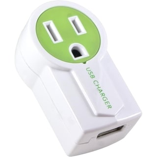 SYBA Multimedia Rotatable USB Charger