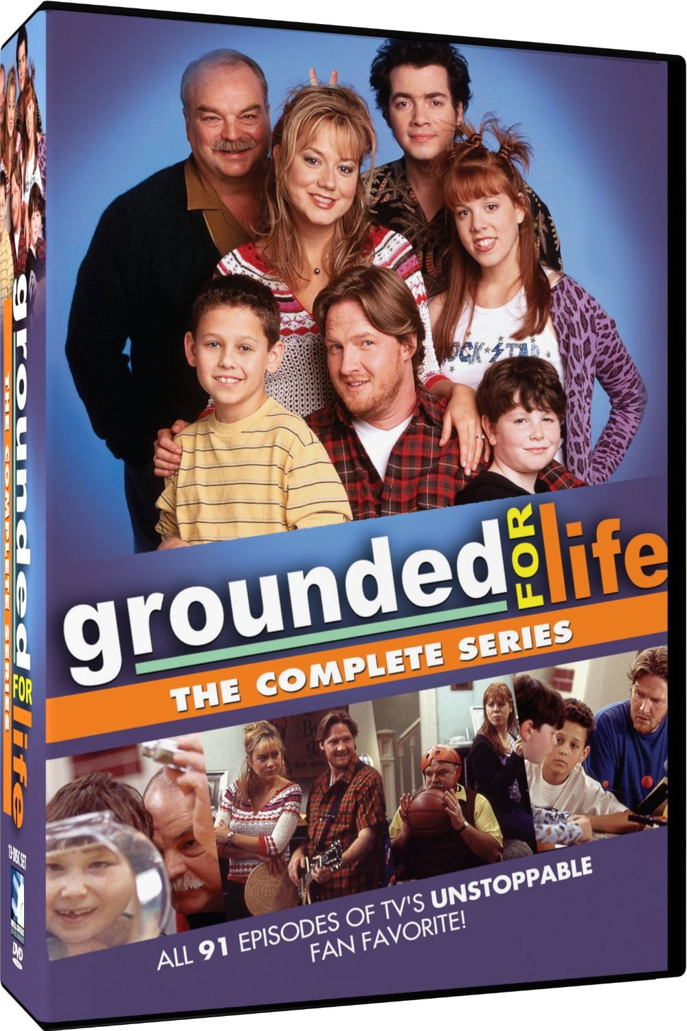 Grounded For Life: The Complete Series (DVD)