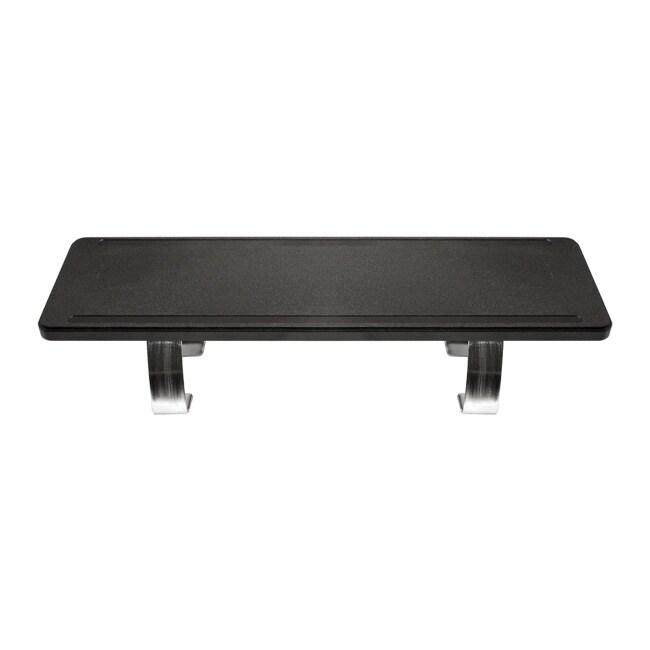Eldon Image Series Casual Black Off Desk Shelf 26 25 X 7