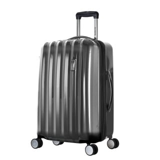 Olympia 'Titan' 25-inch Hardside Spinner Upright Suitcase