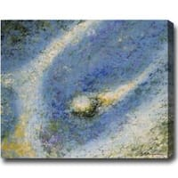 'Universe' Abstract Oil on Canvas Art - Multi