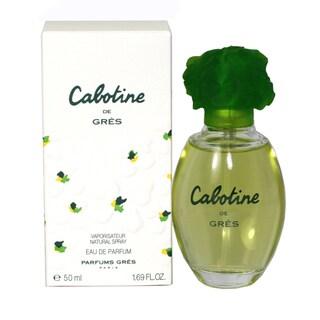Parfums Gres Cabotine de Gres Women's 1.69-ounce Eau de Parfum Spray