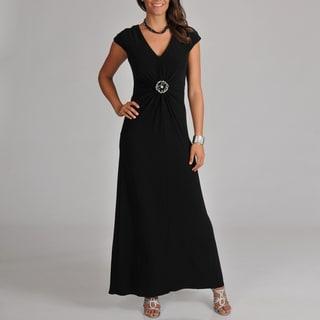 Women's Jersey Knit Long Gown