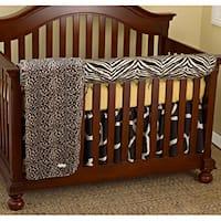 Cotton Tale Sumba 4-piece Crib Bedding Set