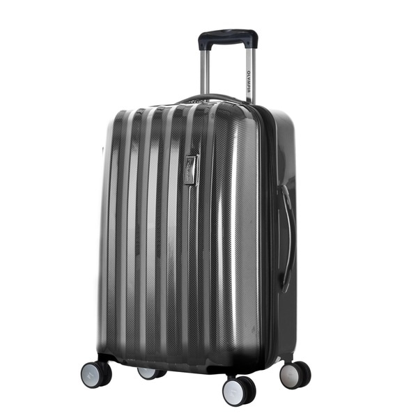 Olympia 'Titan' 3-piece Hardside Spinner Luggage Set - Free ...