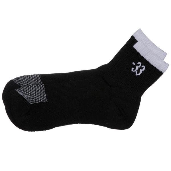 Minus33 Unisex Lightweight Merino Wool Low-rise Trail Socks