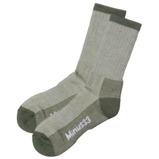 Minus33 Unisex Mid-weight Merino Wool Day Hiker Socks