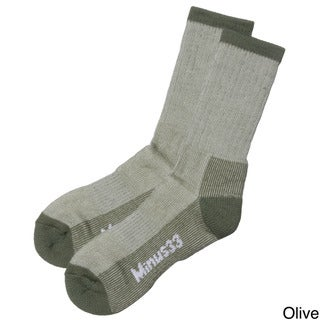 Minus33 Unisex Mid-weight Merino Wool Day Hiker Socks