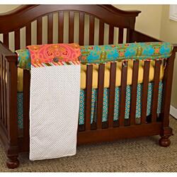 Cotton Tale Girls 4-piece Crib Bedding Set in Gypsy