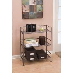 Seville 3-tier Rectangular Folding Shelf