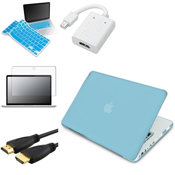 Case/ Protector/ Skin/ Adapter/ Cable for Apple Macbook Pro 13-inch