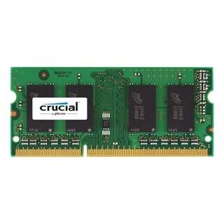 Crucial 2GB (1 x 2 GB) DDR3 SDRAM Memory Module