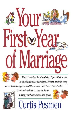 Your First Year of Marriage (Paperback)