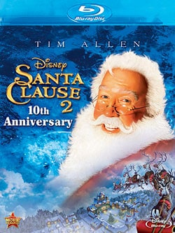 The Santa Clause 2 (10th Anniversary Edition) (Blu-ray Disc)