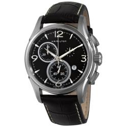 Hamilton Men's 'Jazzmaster' Quartz Chronograph Watch