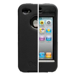 Black Otterbox iPhone 4 Defender Case - Thumbnail 1