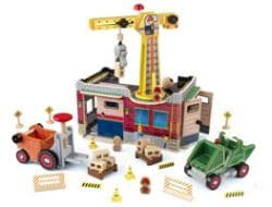 KidKraft Fun Explorer's Construction Play Set - Thumbnail 2