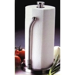 Stainless Steel Upright Paper Towel Holder