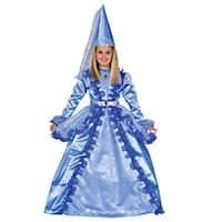 Dress Up America Girls' 'Blue Fairy' Costume