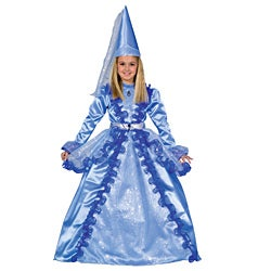 Dress Up America Girls' 'Blue Fairy' Costume (4 options available)