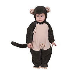Dress Up America Baby/ Todder 'Plush Lil' Monkey' Costume