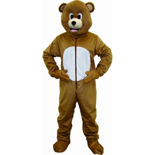 Dress Up America Brown Bear Mascot - Size Adult