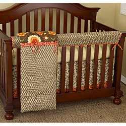 Cotton Tale 4-piece Crib Bedding Set in Peggy Sue