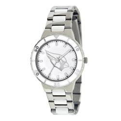 Game Time Women's Arizona Cardinals Logo Pearl Watch