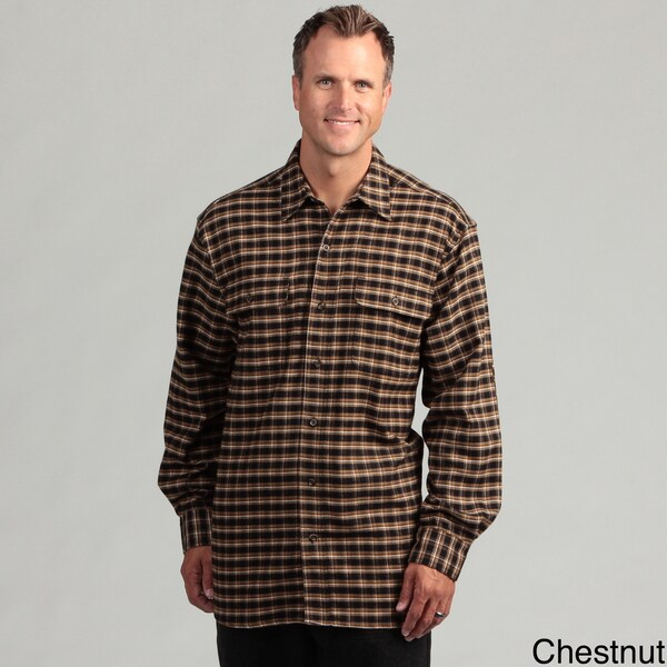 Stormy Kromer Men's Flannel Shirt