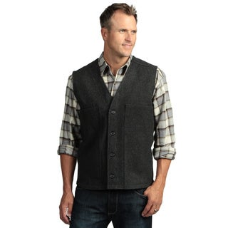 Stormy Kromer Men's Wool Button Vest