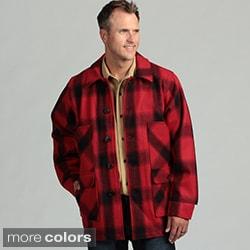 Stormy Kromer Men's Wool Mackinaw Coat