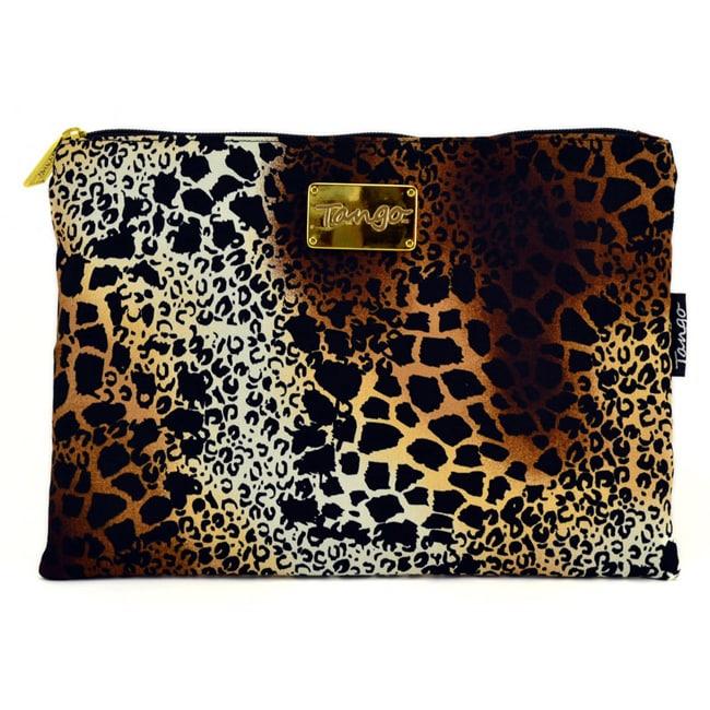 Tango Leopard Travel Utility Bag
