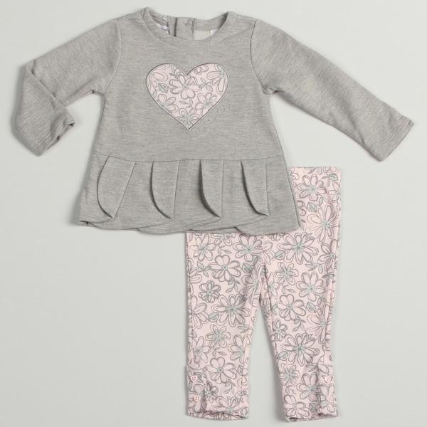 Calvin Klein Infant Girls 2-Piece Set