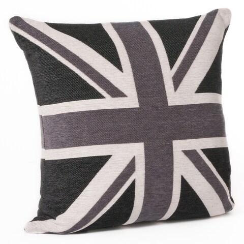 Union Jack 24-inch Floor Pillow