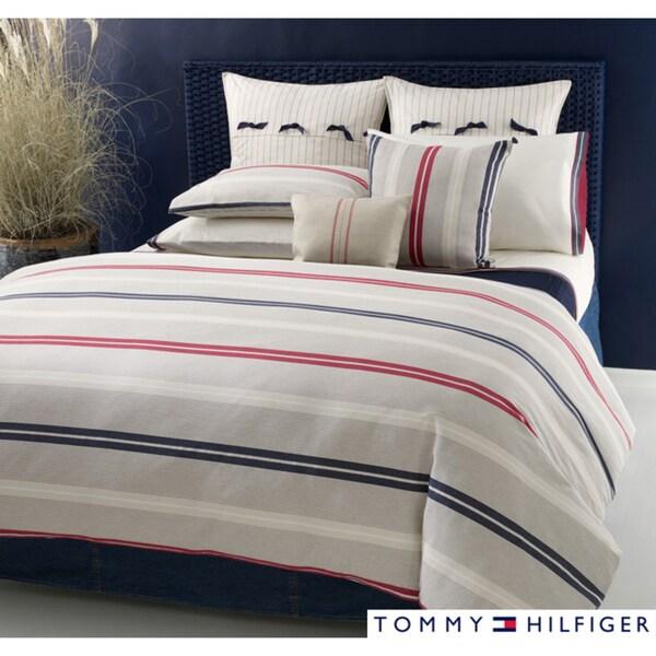 Tommy Hilfiger Newport Bay 3-piece Comforter Set