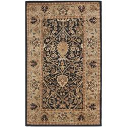 Safavieh Handmade Persian Legend Blue/ Gold Wool Rug (3' x 5')