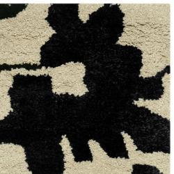 Safavieh Handmade Shadows Beige New Zealand Wool Area Rug (2' x 3') - Thumbnail 1