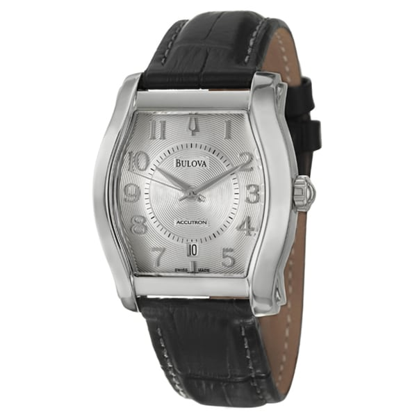 Bulova Accutron Men's 'Stratford' Stainless Steel Swiss Automatic Watch