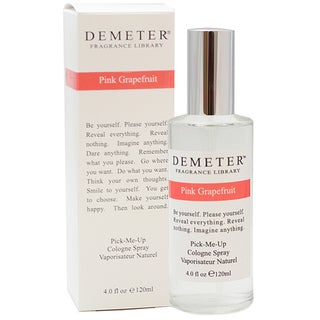 Demeter Women's Fragrance Pink Grapefruit 4-ounce Cologne Spray
