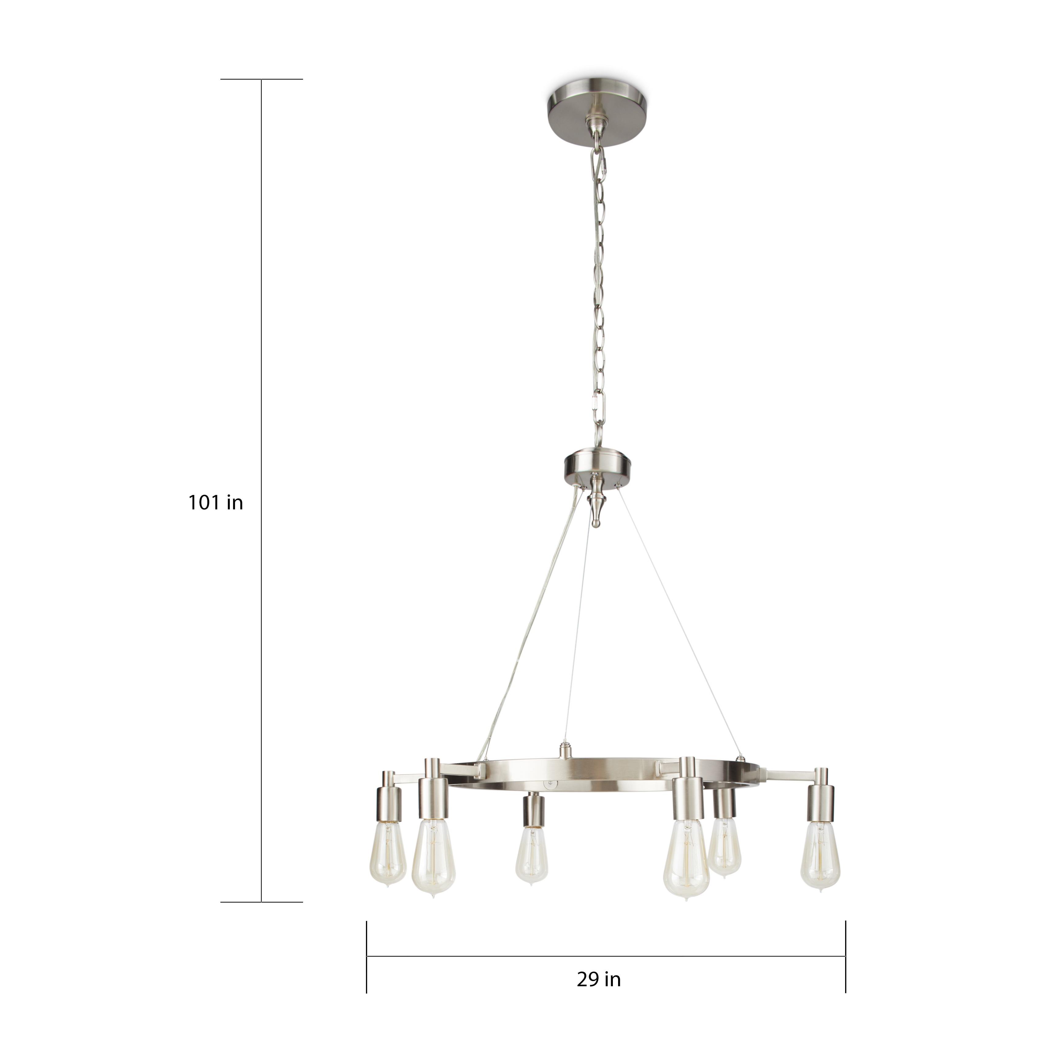 screw in chandelier  gg16